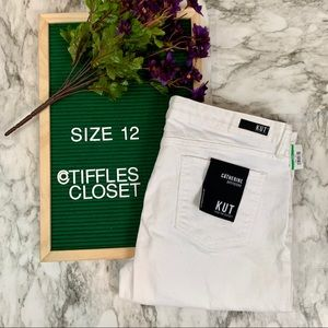 Kut From The Kloth Boyfriend Jeans | size 12